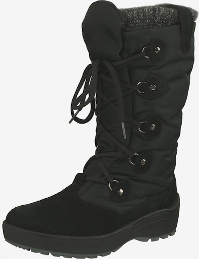 Natural Feet Snowboots 'Katana' in de kleur Zwart, Productweergave