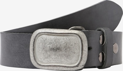 RETTUNGSRING by showroom 019° Echtledergürtel 'Gump' in grau, Produktansicht