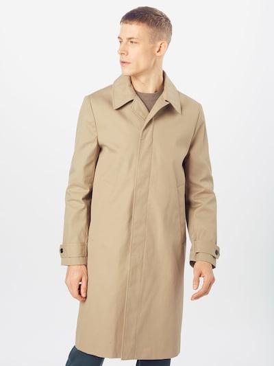 Rudeninis-žieminis paltas 'Seaton' iš Filippa K , spalva - smėlio, Modelio vaizdas