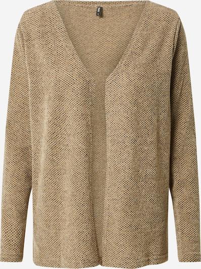 ONLY Cardigan 'ALBA' en beige foncé, Vue avec produit