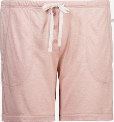 HUBER Schlafanzug-Hose '24 Hours Women Sleep' in rosa, Produktansicht