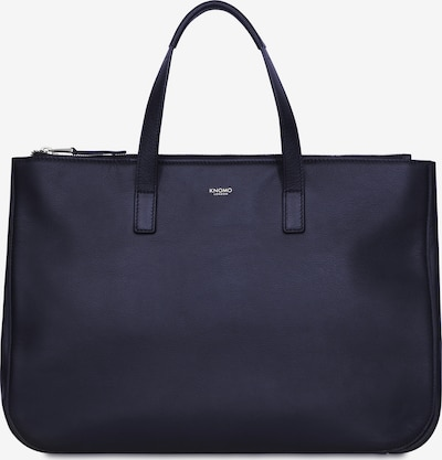 KNOMO Handtasche 'Mayfair Luxe' in navy, Produktansicht