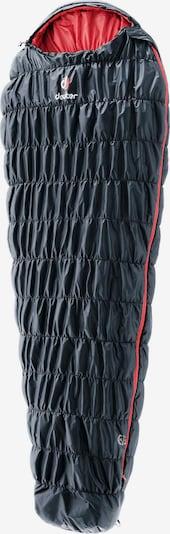 DEUTER Schlafsack 'Exosphere 0°' in schwarz, Produktansicht