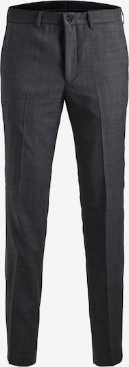 JACK & JONES Bandplooibroek in de kleur Donkergrijs, Productweergave