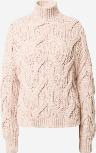 Guido Maria Kretschmer Collection Pullover 'Carolin' in rosa, Produktansicht