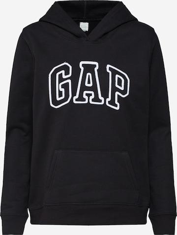 GAP Bluzka sportowa w kolorze czarny