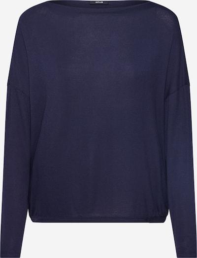 OPUS Tričko 'Soda' - tmavě modrá, Produkt