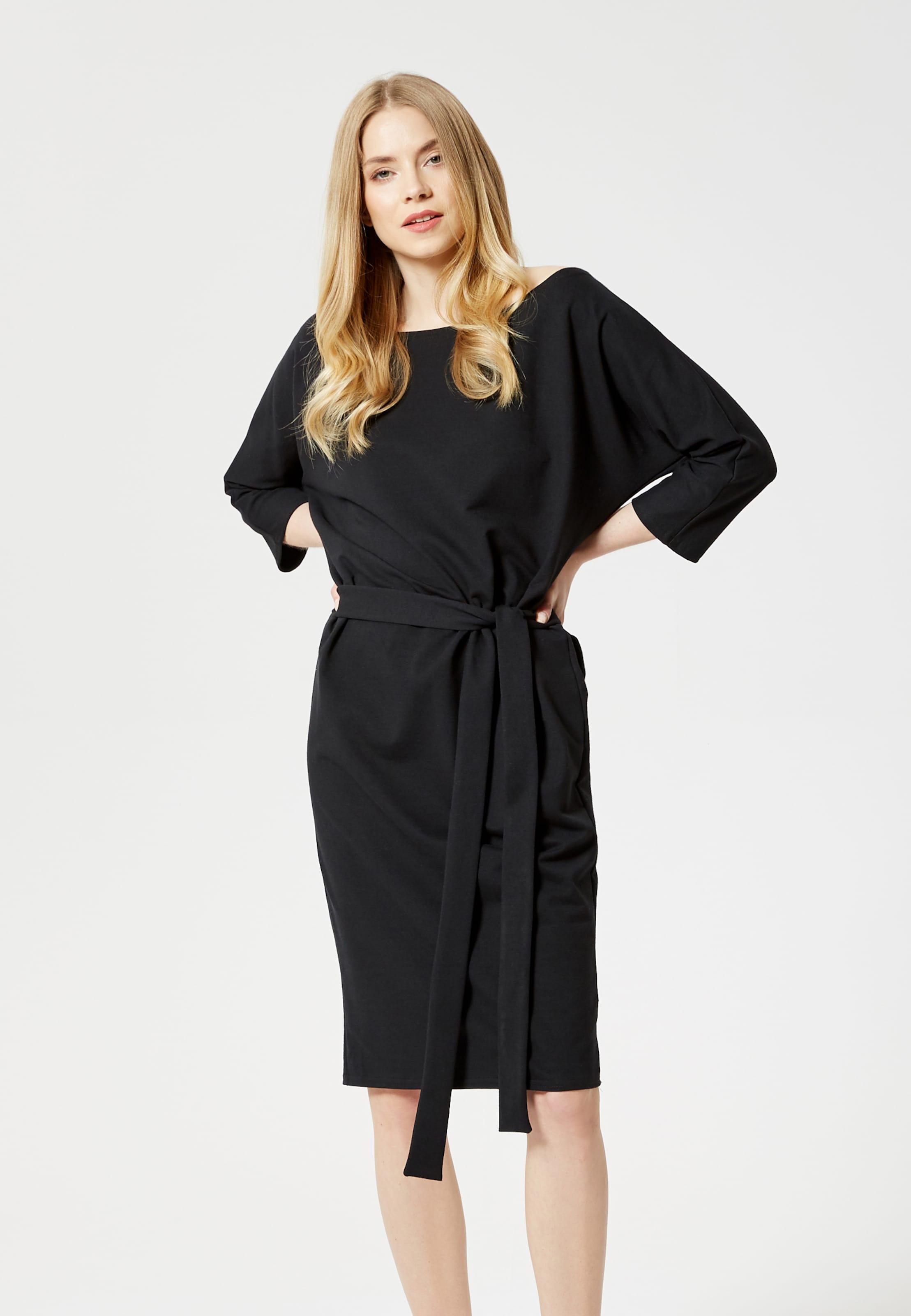 Usha In Kleid Kleid Usha Schwarz Schwarz Kleid In In Usha nOwkX80P