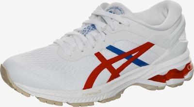 ASICS Laufschuh 'Gel-Kayano 26 Retro' in blau / rot / weiß, Produktansicht