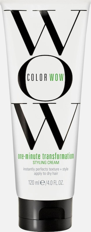 Color WOW Styling-Creme 'One-Minute Transformation' in schwarz / weiß: Frontalansicht