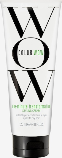 Color WOW Styling-Creme 'One-Minute Transformation' in schwarz / weiß, Produktansicht