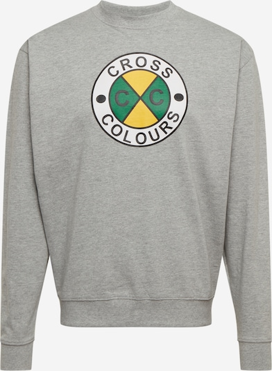 CROSS COLOURS Sweatshirt in grau, Produktansicht
