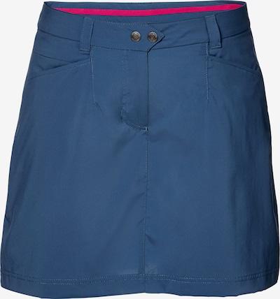 JACK WOLFSKIN Sportrok 'Sonora' in de kleur Donkerblauw, Productweergave