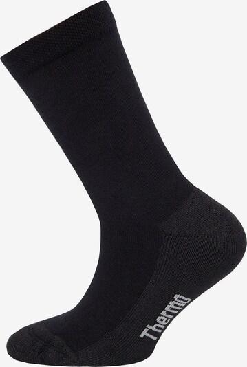 EWERS Socken 'Thermolite' in schwarz, Produktansicht