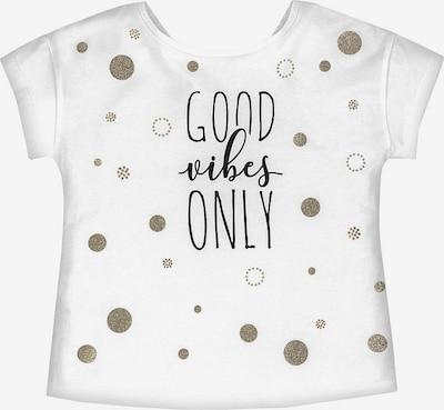 Mayoral Shirt in schwarz / weiß, Produktansicht
