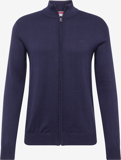ESPRIT Strickjacke in navy, Produktansicht