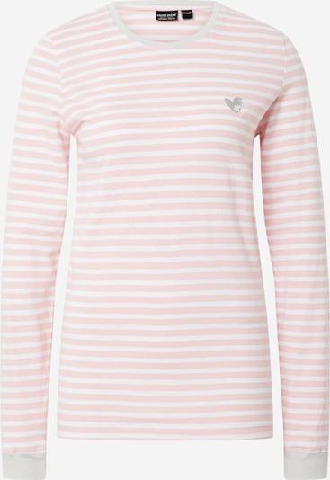 Eight2Nine Shirt in rosa / weiß, Produktansicht