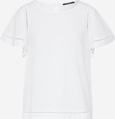 BRUUNS BAZAAR Bluse in weiß, Produktansicht