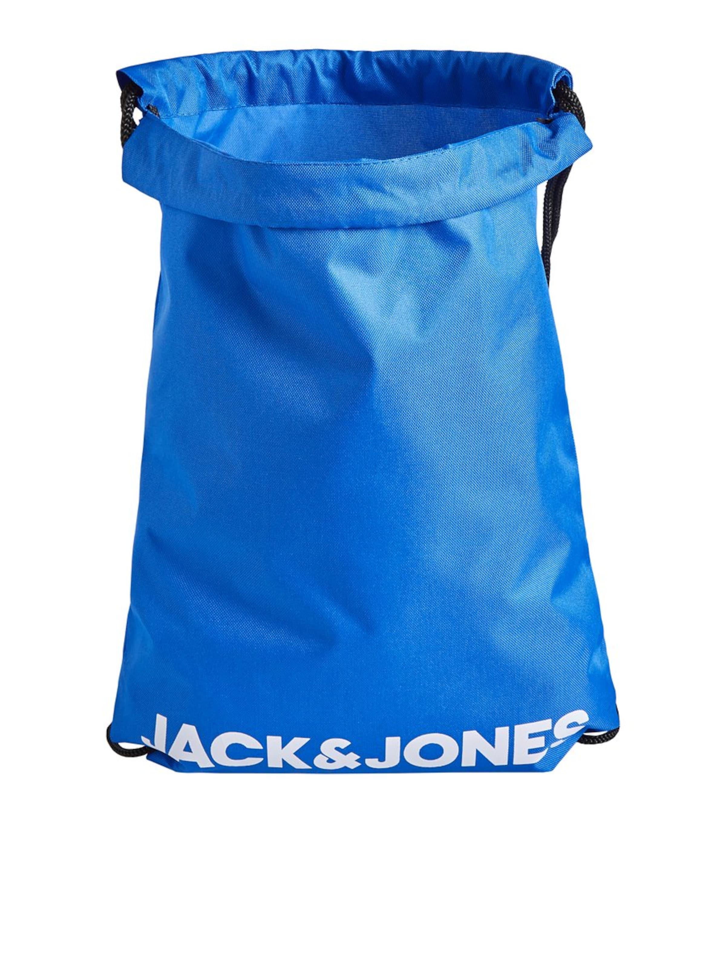 Jackamp; Jones Tasche Weiß RoyalblauSchwarz Sport In TFlJcK1