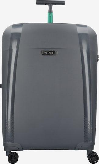 Epic Phantom 4-Rollen Trolley 76 cm in grau, Produktansicht
