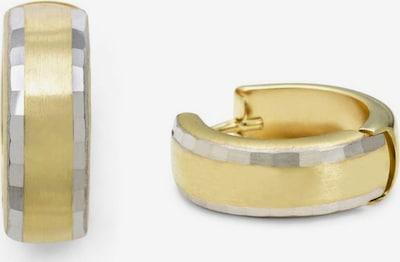 AMOR Creolen in gold / silber, Produktansicht