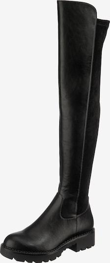 BUFFALO Čizme iznad koljena 'MIREYA' u crna, Pregled proizvoda