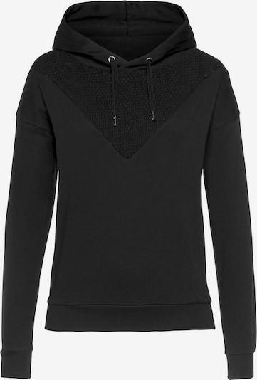 KangaROOS Pullover in schwarz, Produktansicht
