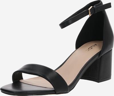ALDO Sandale 'FRAZISKA' in schwarz, Produktansicht