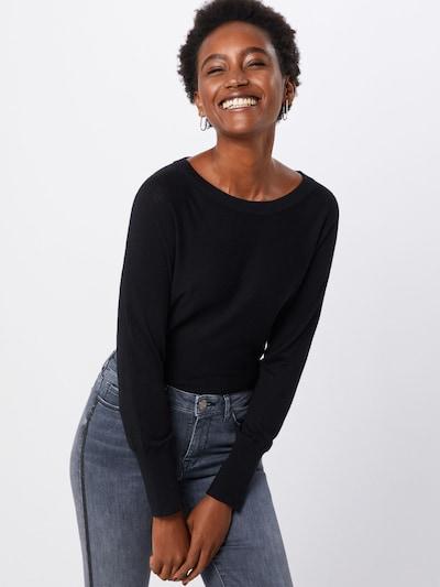 OPUS Pullover in schwarz, Modelansicht