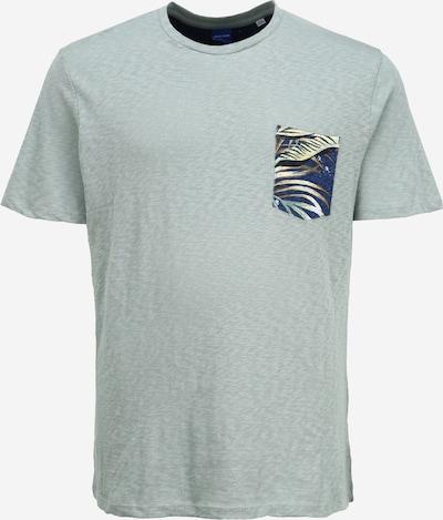 JACK & JONES T-Shirt 'Reli' en vert pastel, Vue avec produit