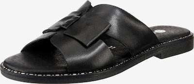 REMONTE Pantolette in schwarz, Produktansicht