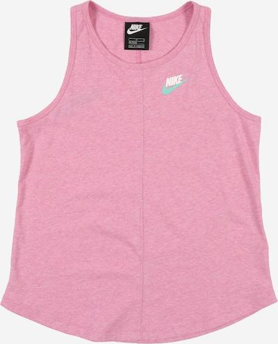 Nike Sportswear Topiņš raibi rozā, Preces skats