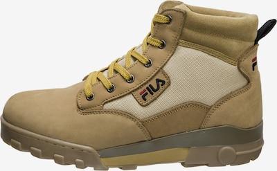 FILA Boots 'Grunge II Mid' in beige / braun, Produktansicht