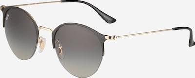 Ray-Ban Sonnenbrille '0RB3578' in gold / schwarz, Produktansicht