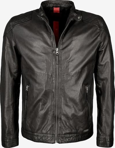 MUSTANG Tussenjas 'Max' in de kleur Zwart, Productweergave