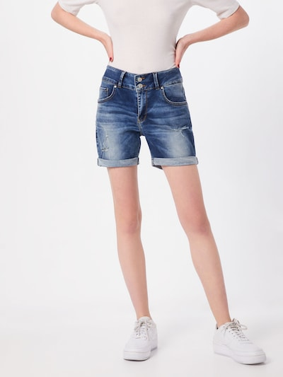 LTB Shorts 'BECKY' in blau, Modelansicht
