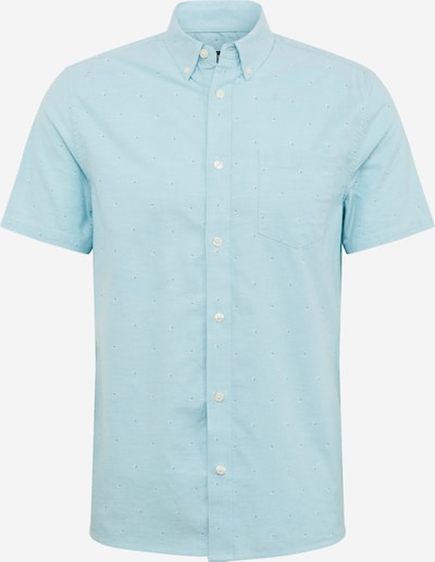 BURTON MENSWEAR LONDON Hemd 'Palm Oxford' in blau, Produktansicht