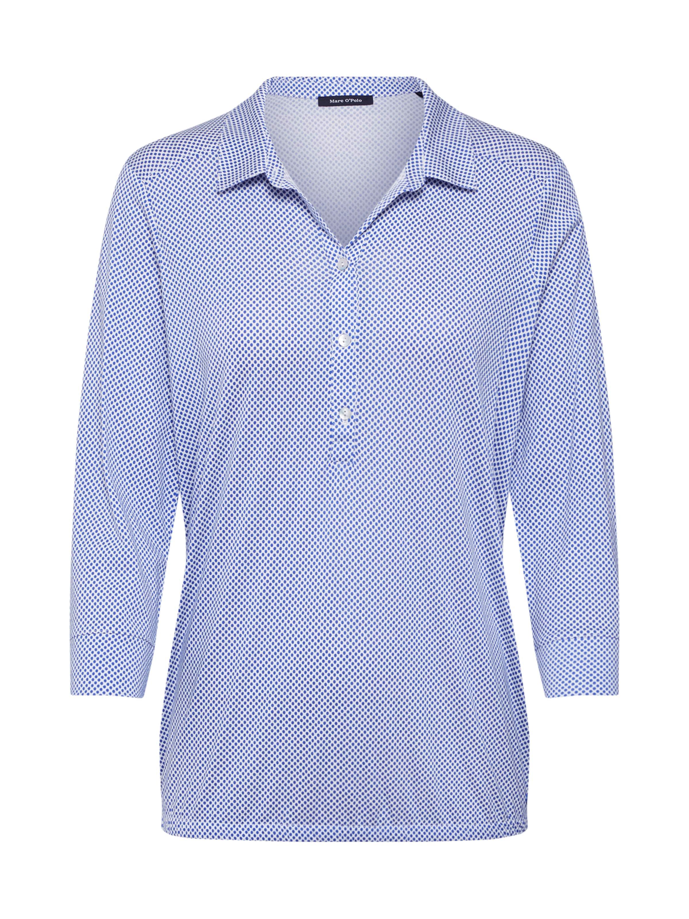 O'polo Shirt Marc In BlauWeiß bg6yIf7vY