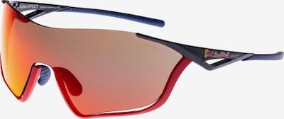 Red Bull Spect Sportbrille in rot / schwarz, Produktansicht