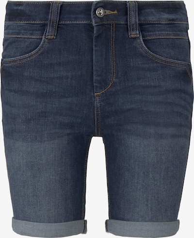 TOM TAILOR Jeans-Shorts in blau, Produktansicht