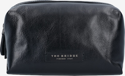 The Bridge Make up tas 'Kallio' in de kleur Zwart, Productweergave