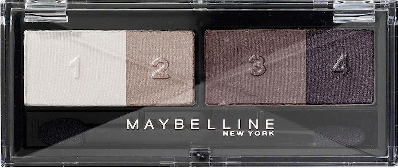 MAYBELLINE New York 'Eyestudio Quattro', Lidschatten