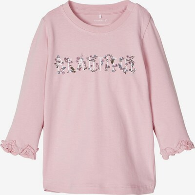 NAME IT Shirt in rosa, Produktansicht