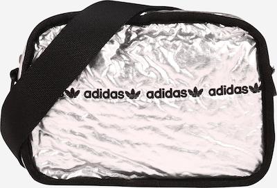 ADIDAS ORIGINALS Torba na ramię 'Mini Airliner' w kolorze czarny / srebrnym, Podgląd produktu