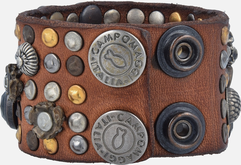 Campomaggi Bracciali Armband Leder 20 cm