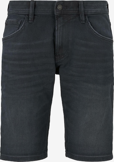 TOM TAILOR DENIM Shorts in black denim, Produktansicht