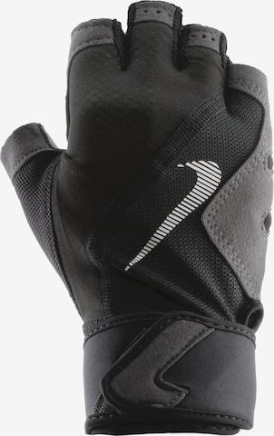 NIKE Athletic Gloves in Black