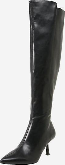NA-KD Kozačky nad kolena - černá, Produkt
