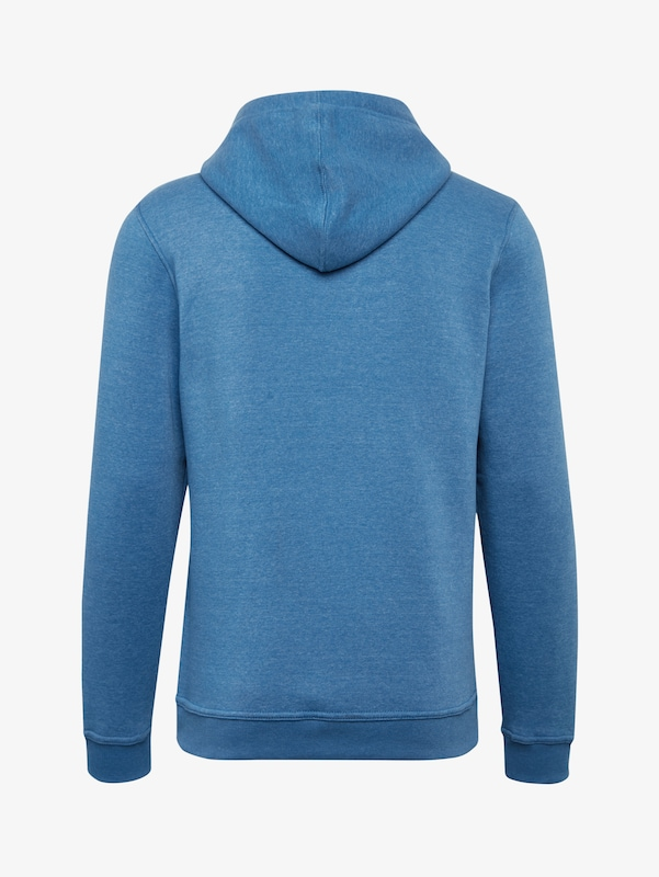 Wei Hoodie Himmelblau Hoodie Wei Tom Tailor Tailor Tom Himmelblau Tom 8A0wnqqz7