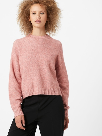 Sportmax Code Pullover 'CANADA' in rosé: Frontalansicht